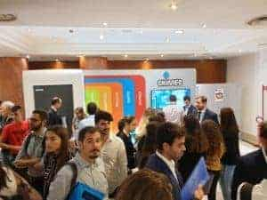 career day stand chimec